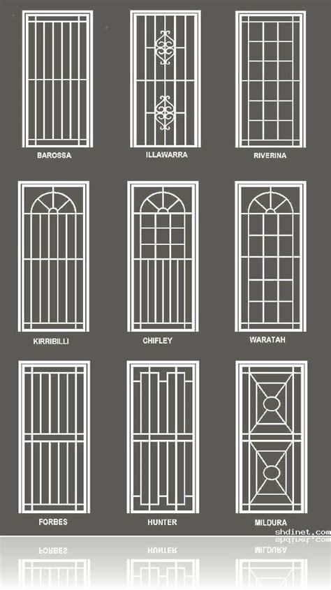 window grill design ideas  pinterest window
