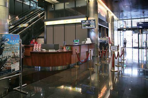 Ground Floor and Lower Ground Floor   Macau Tower
