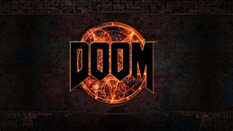 full hd wallpaper doom poster desktop backgrounds hd p