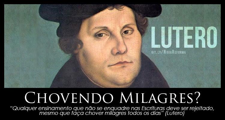 Novareforma Martinho Lutero A Redescoberta Da Justificação Pela