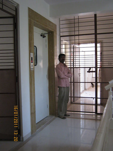 Every flat has a safety door! Alliance BellAir - Ready Possession 2 BHK & 3 BHK Flats - in Ram Indu Park, Baner, Pune 411 045
