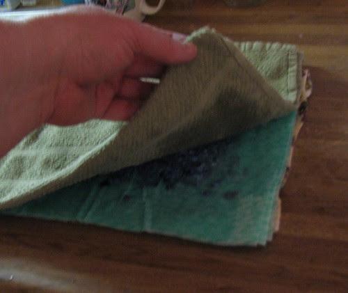 Recycling Paper Scraps 017