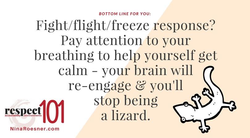 Afbeeldingsresultaat voor freeze flight or fight
