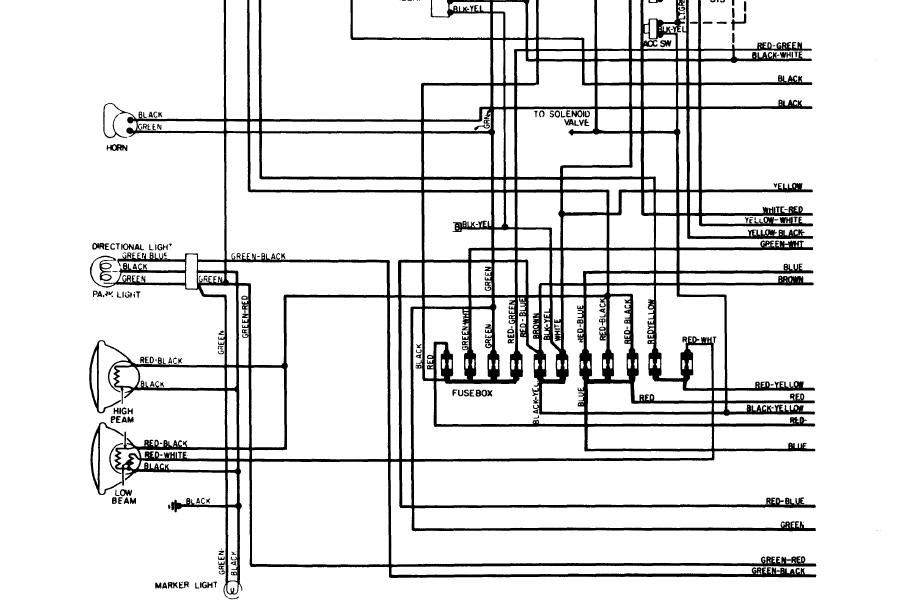 chevy luv fuse box - wiring diagram  wiring diagram