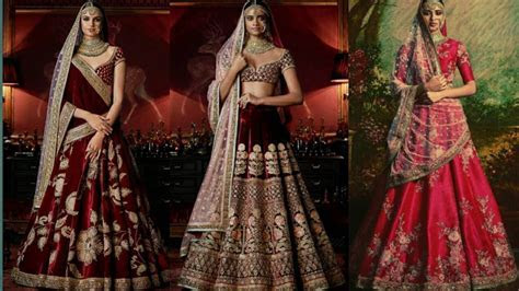 New Best Bridal Designer Lehenga Designs   Indian Bridal