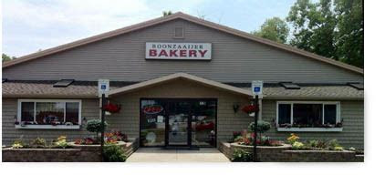 Welcome to Boonzaaijer Bakery