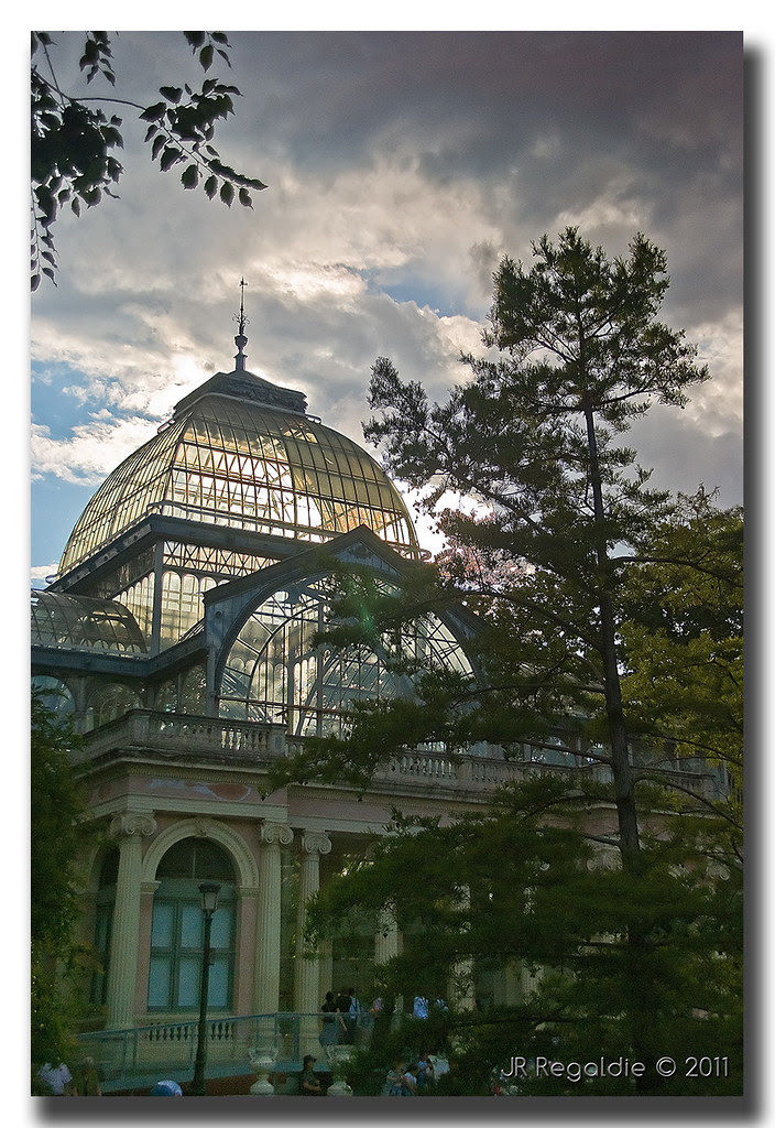 Palacio de Cristal - kdd #retiro36fotos by JR Regaldie Photo
