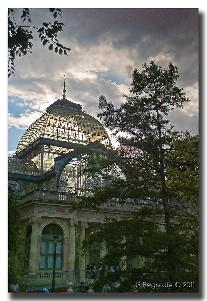 Palacio de Cristal - kdd #retiro36fotos by JR Regaldie Photo