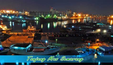 pelabuhan tanjung mas semarang menjadi destinasi wisata