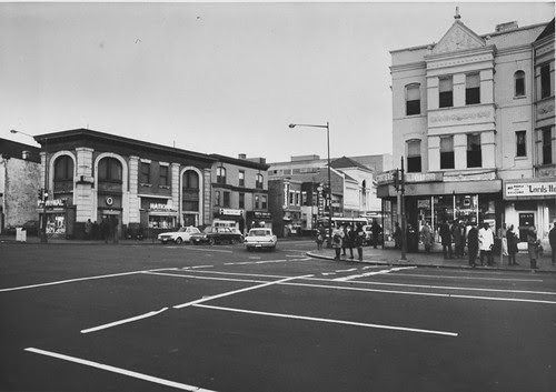 14th and U Streets NW, before the riots