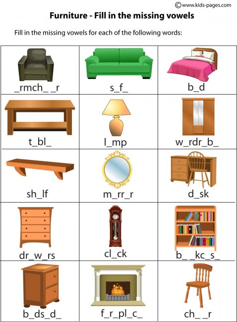 Amazing Furniture Worksheet 478 x 650 · 69 kB · jpeg