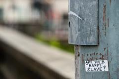 Happy Slave