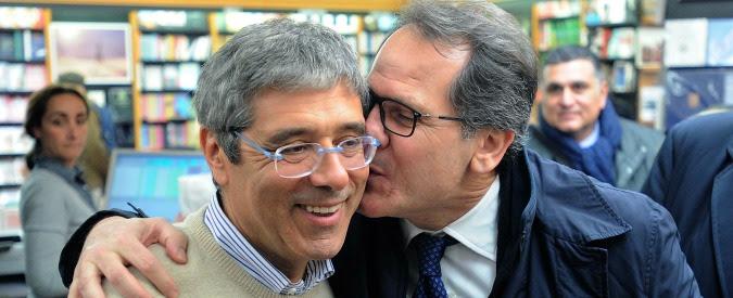 """Cuffaro è interdetto dai pubblici uffici ma detta la linea: """"Sicilia dia l'esempio: Pd e Forza Italia insieme per battere il M5s"""""""