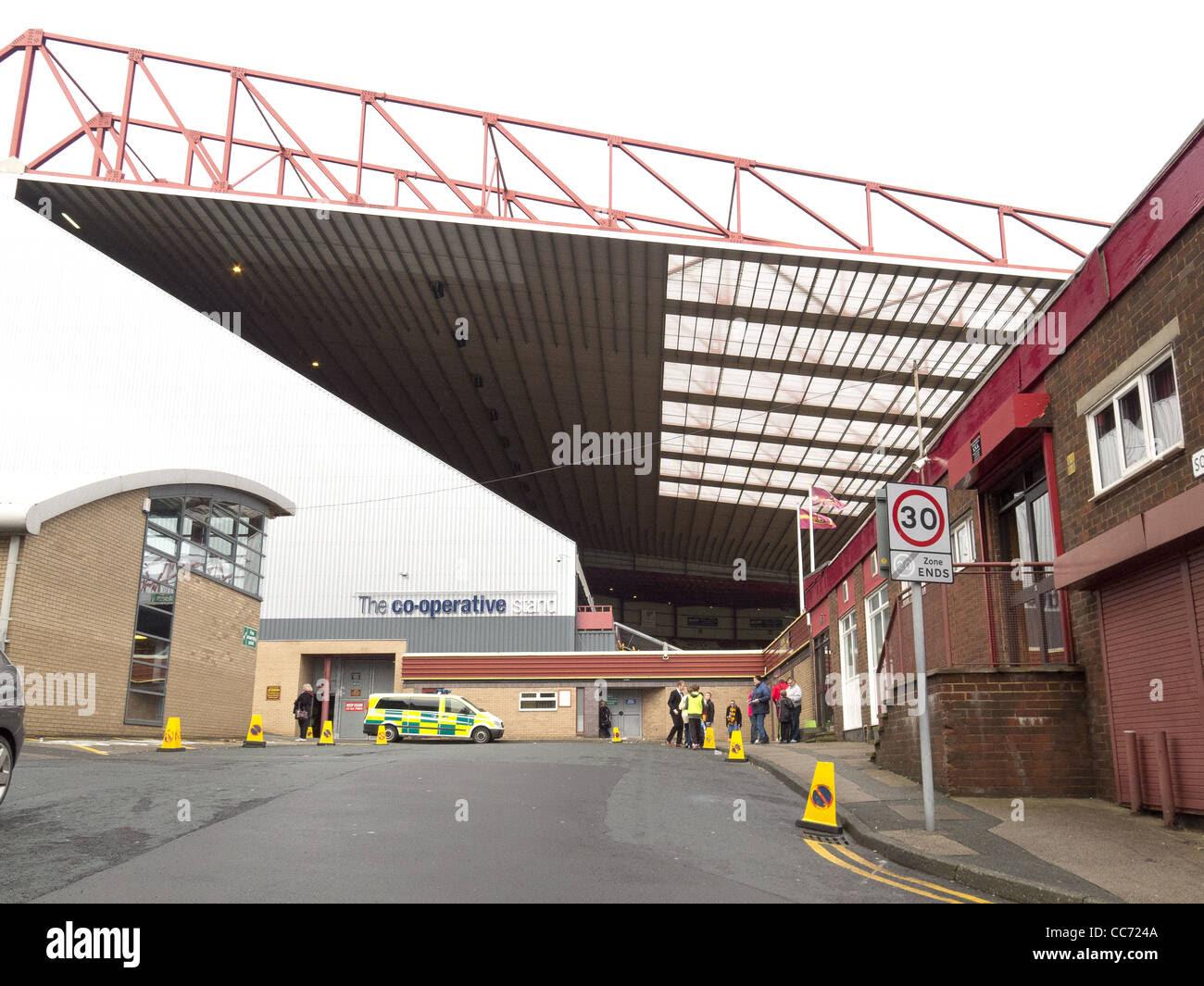 Bradford City Football Club - Bradford Stock Photo ...