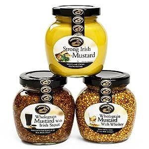 Amazon.com : Lakeshore Wholegrain Mustard with Irish Stout ...