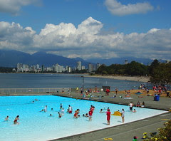 A Day at Kits Pool