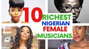 Top 10 Richest Female Musicians In Nigeria 2020 And There Biograph