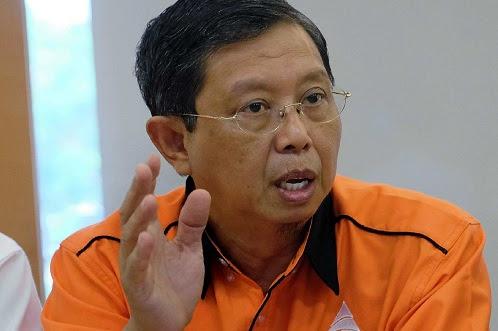 Malaysia negara kaya, diurus pencuri besar - Ir Nizar