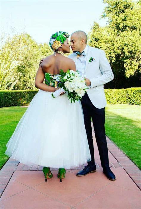 New York Meets Africa Wedding   black love   African