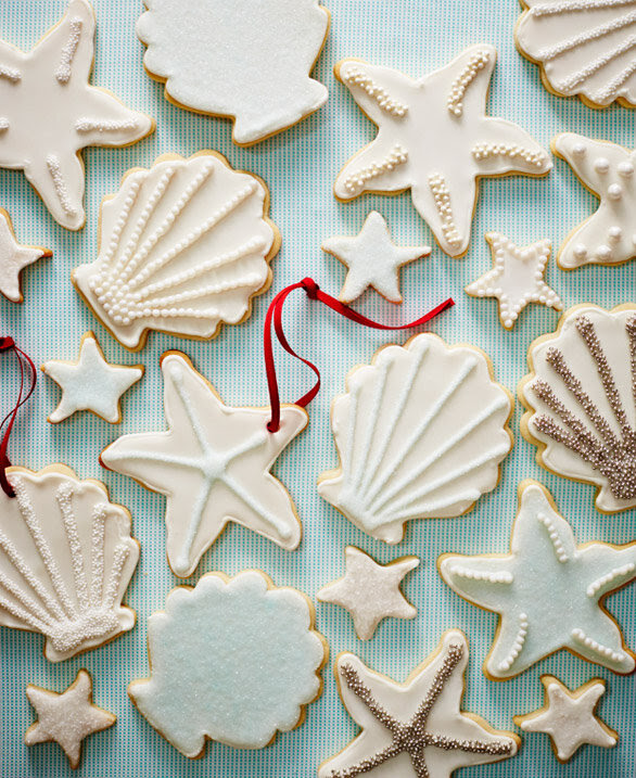 Festive Christmas Cookies - Recipes