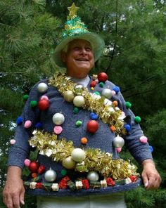 Ugly Christmas Sweaters Spread Far and Wide – News Watch