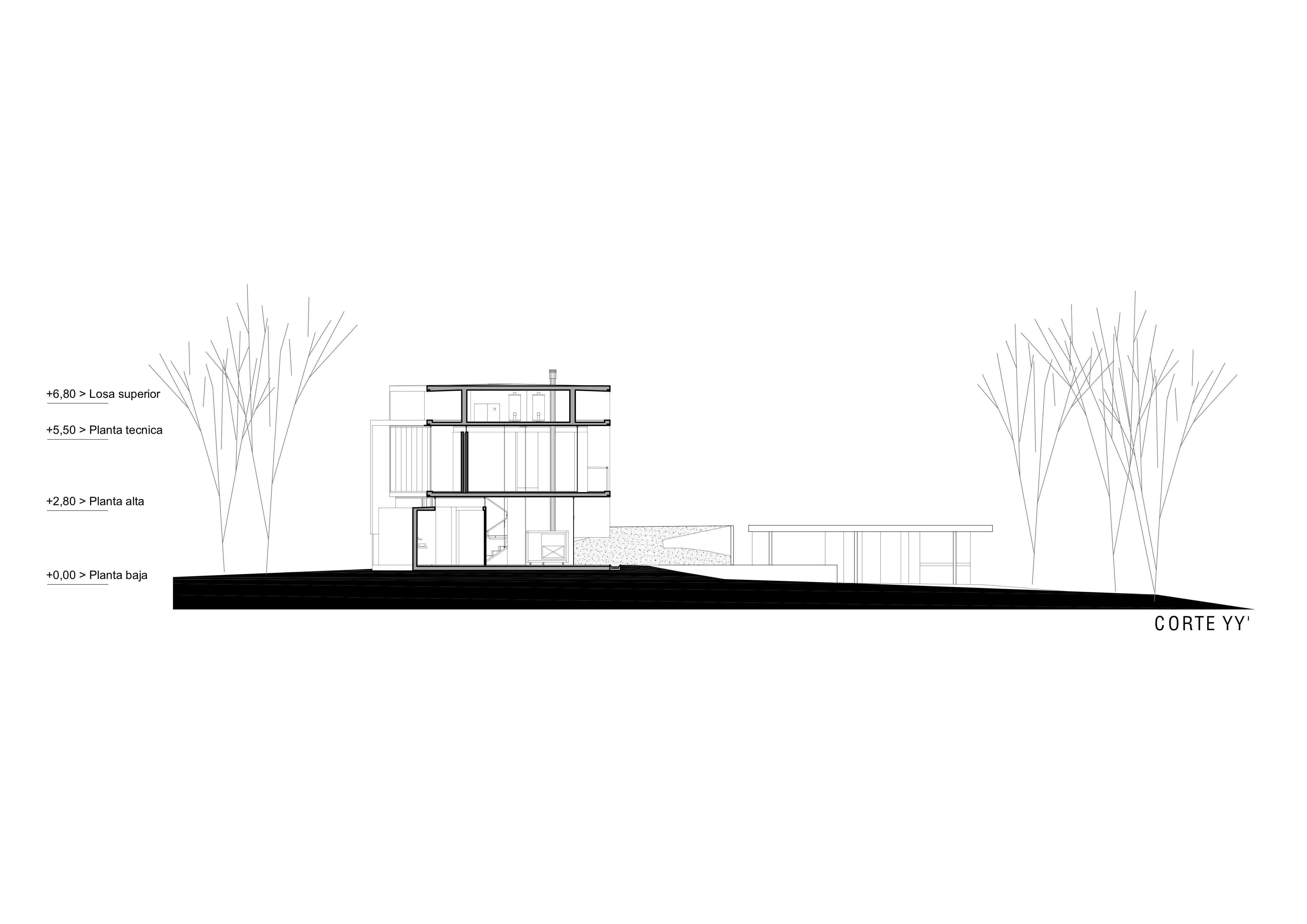 Casa Surubí - Laboratorio de Arquitectura, arquitectura, casas