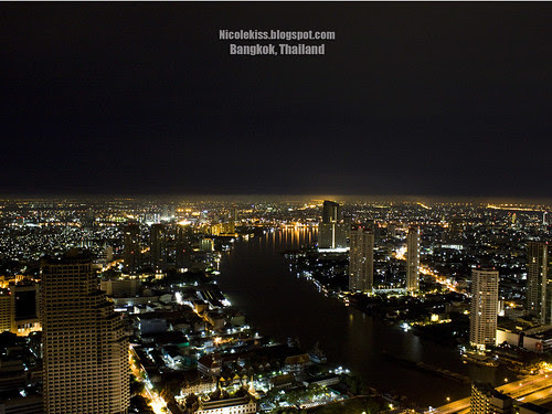 Bangkok Night Scene 2 wallpaper_1600x1200