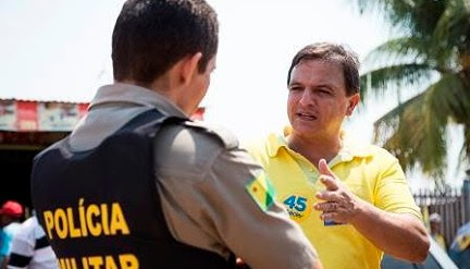 Márcio Bittar promete valorizar policiais, não bandidos