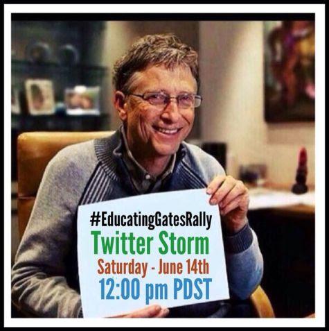 educating Gates
