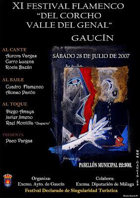 XI Festival Flamenco del Corcho Valle del Genal