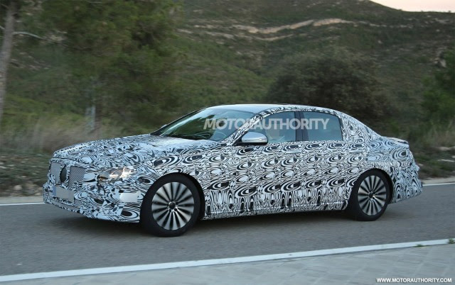 2017 mercedesbenz eclass spy shots gallery 1