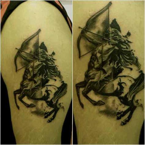 sagittarius tattoos designs  ideas  meanings