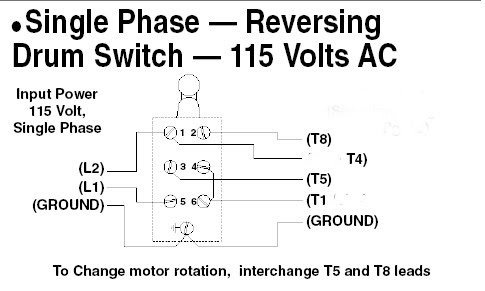 Sot Reversing A Single Phase Motor Plcs Net Interactive Q A
