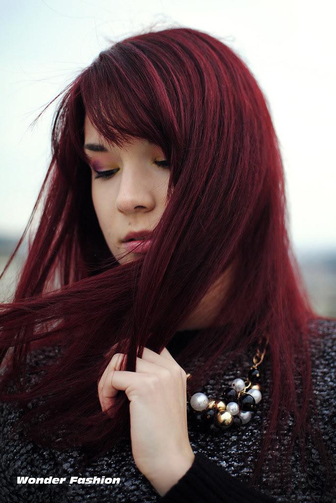 Dark Brown Over Red Hair Dye Natural Hair Dye 2018