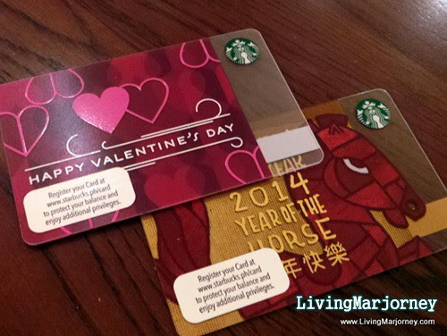 Starbucks Specialty Cards, by LivingMarjorney on Flickr