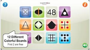 Aplicativo Matrix Game (Foto: Divulgação/ App Store)