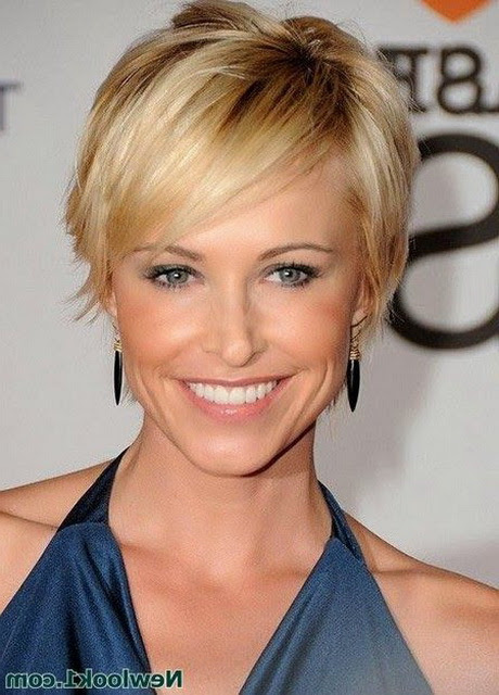 Celebrity  short  hairstyles  2019