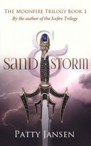 Sand & Storm by Patty Jansen