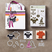 Howl-O-Ween Treat Wood-Mount Bundle