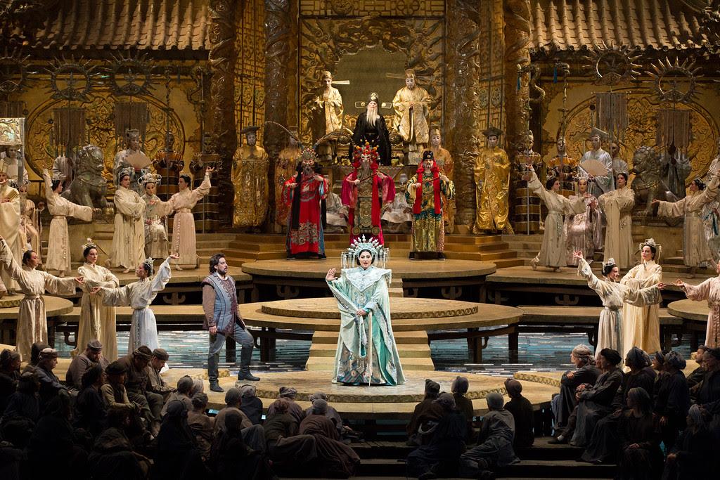 Vuelve a los cines la espectacular producción de Franco Zeffirelli. Fotos: Marty Sohl