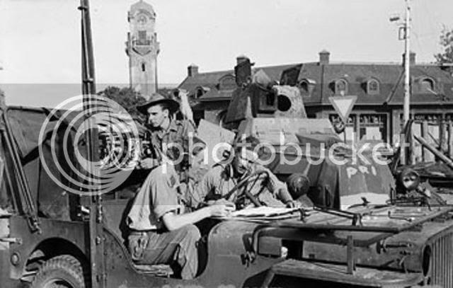 Tentara Inggris di Surabaya