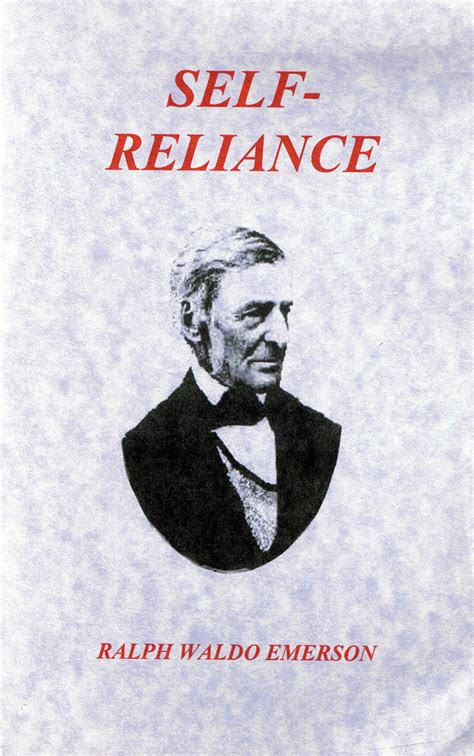 Self Reliance Quotes By Thoreau