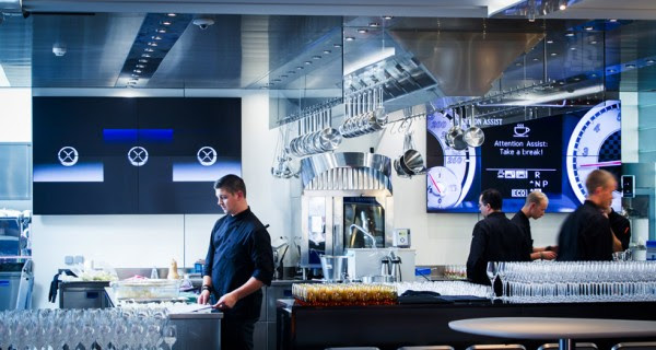 WY restaurant at The Mercedes House, Brussels lures diners ...