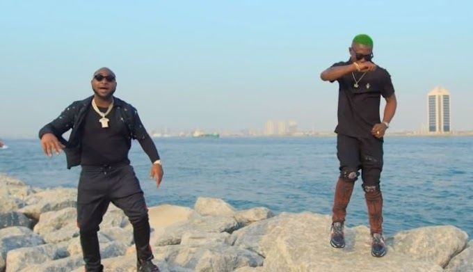[Video] Davido Ft. Zlatan – Bum Bum