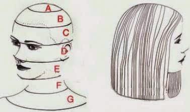 cat toc nu nang cao phan tich hinh dang mau toc 1 Cắt tóc nữ nâng cảo: Phân tích hình dáng mẫu tóc