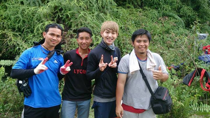 onew, sabah, malaysia, law of the jungle