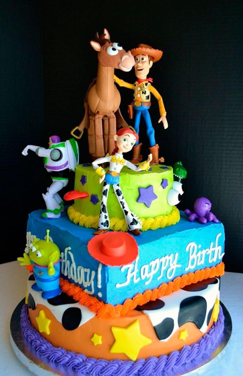 bolos para festas infantis_meninos_4