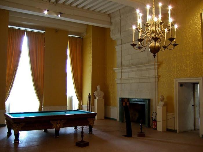 Замок Шамбор – королевский каприз 20165