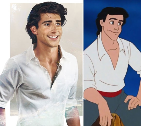 イケメンすぎて震えが止まらないディズニーアニメに出てくる王子様を