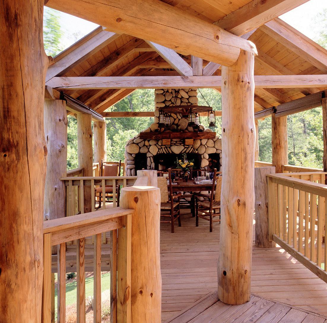 Log Cabin Kitchens Ideas Top Home Design